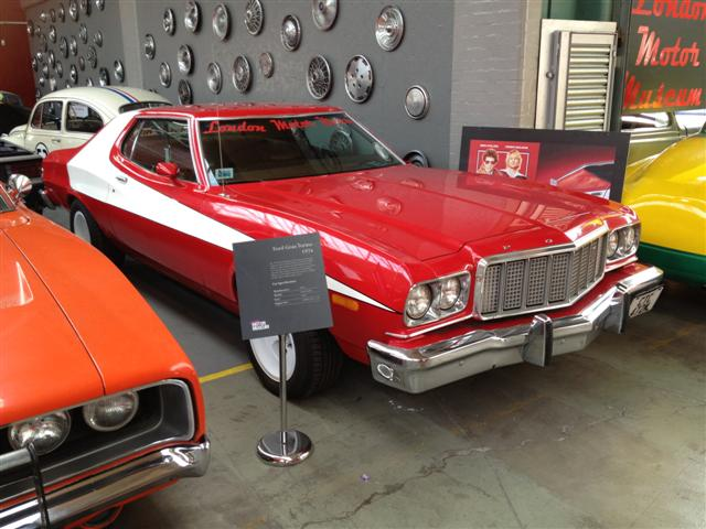 Starsky & Hutch Car (Small).JPG