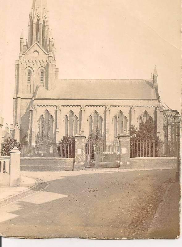 Windsor Trinity Church?