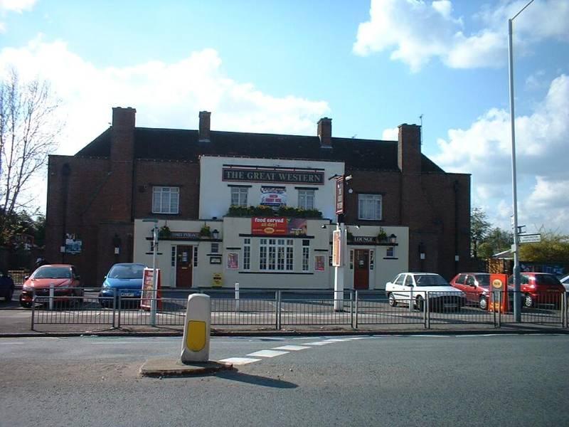 Great Western pub, Hayes