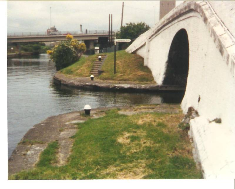 GU Canal; Bulls Bridge Junction