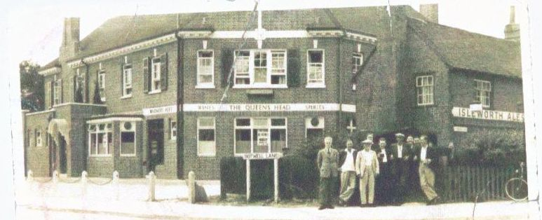 The_Old_and_New_Queens_Head_Pubs_Hayes_Middx_1938_or_1939