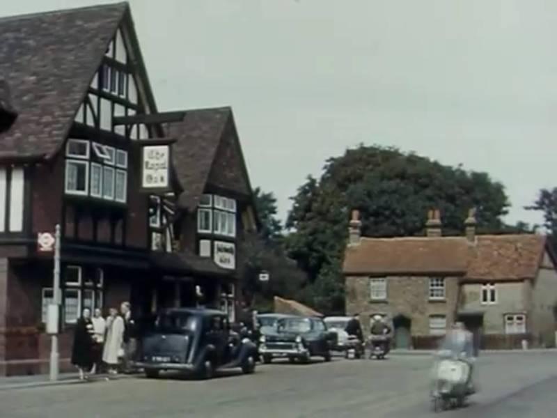 The Royal Oak, Church Road Hayes