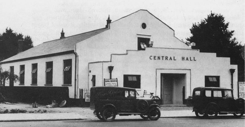 Botwell Brotherhood Coldharbour Lane circa 1932