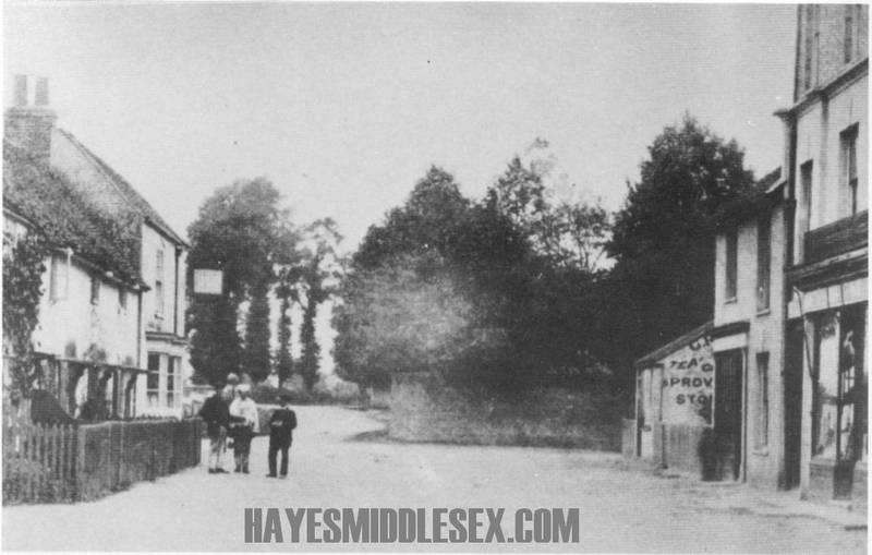 Church Road near Hemmen Lane