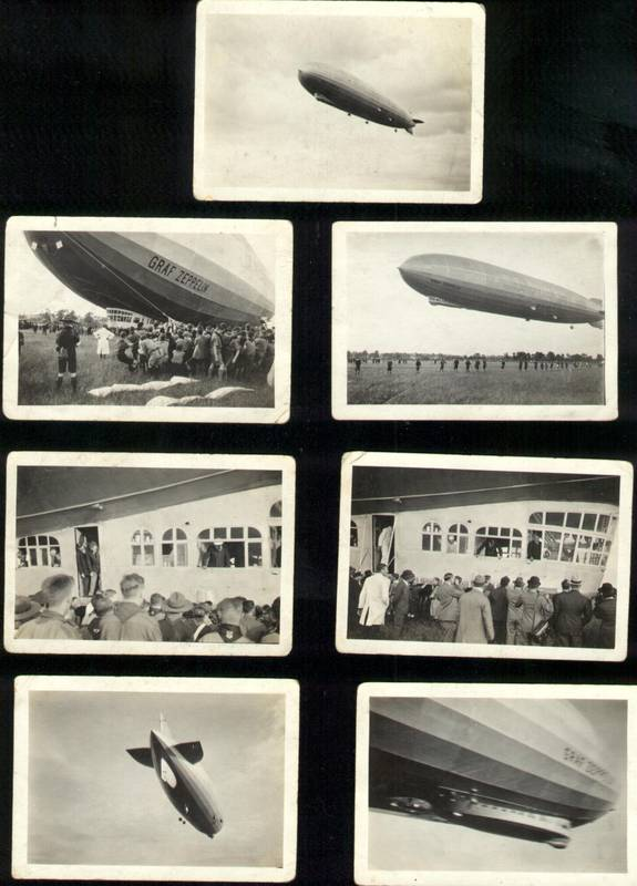 Graf Zeppelin 1932 at Hanworth Air Field