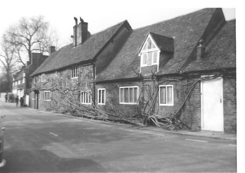 Denham Village April 1963