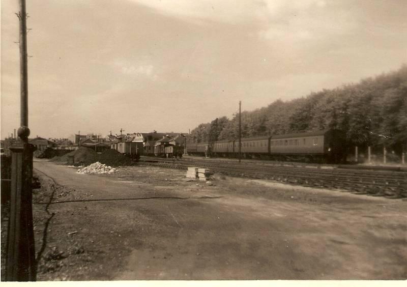 GWR line into Vine Street Station