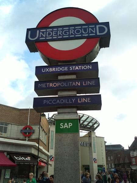 Uxbridge January 2012