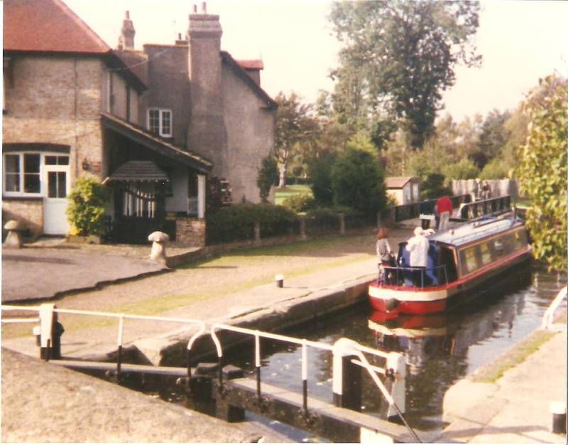 Jack's Lock; Grand Union Canal near Harefield