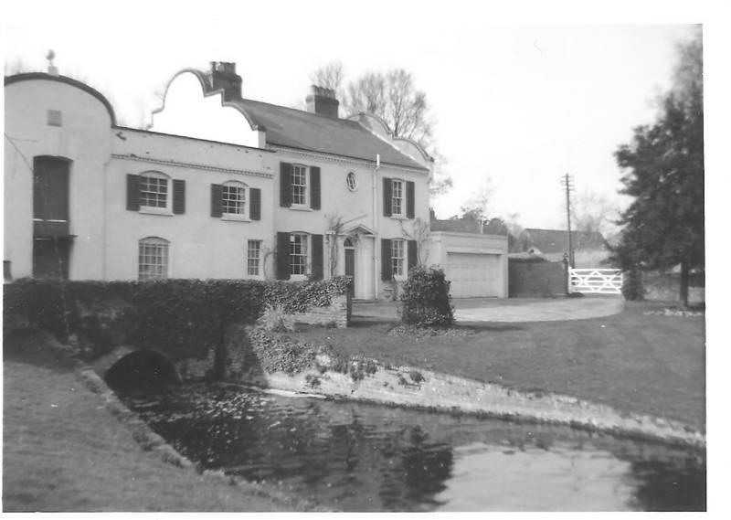 Mill House, Denham, April 1963