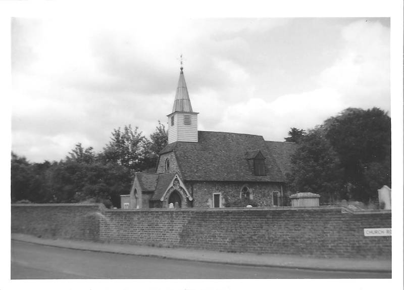 St. Lawrence Church, Cowley; 1966