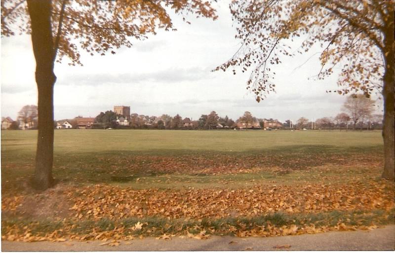 Another view of Uxbridge Common, 1963