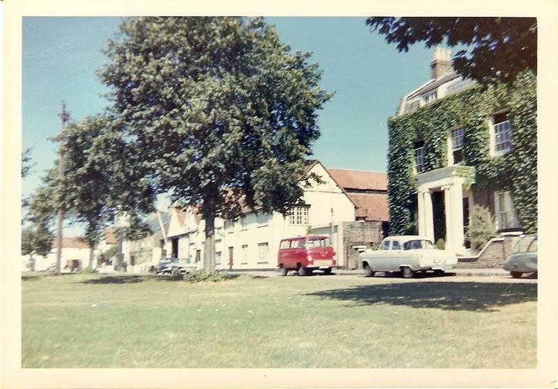 West Drayton Green, Summer 1964