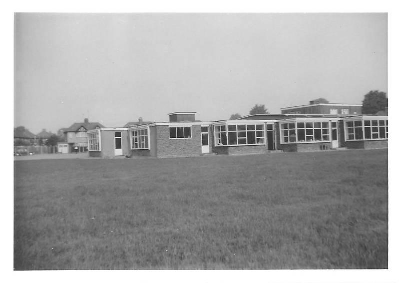 Glebe School, Ickenham, 1966
