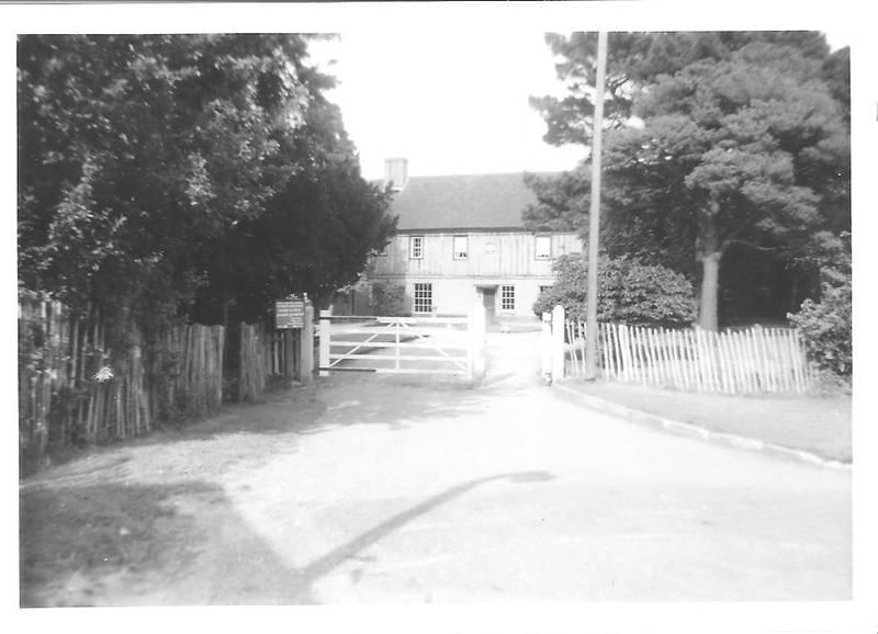 Ruislip Manor Farm 1966