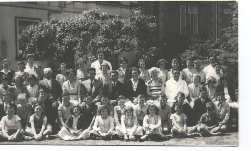 Townfield_Junior_School_School_Trip_Summer_1955