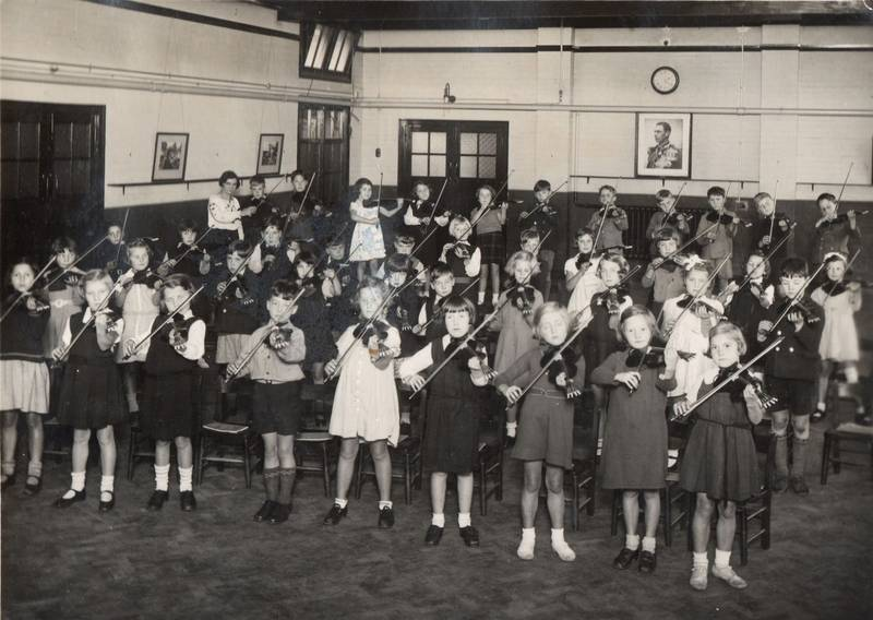 Townfield School 1937
