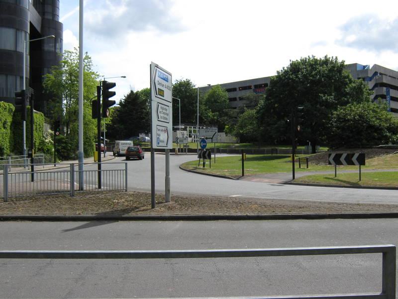 Cedars Roundabout