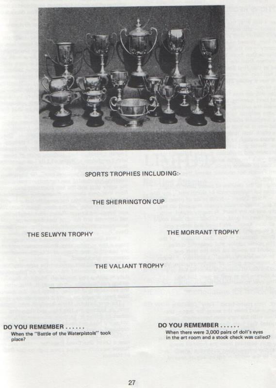Barnhill 21st Anniversary Booklet