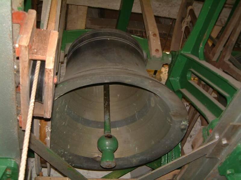 Bells of St Mary's Parish Church Hayes