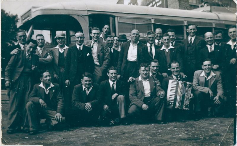 RAOB_Hayes_Outing_to_Southend_1948
