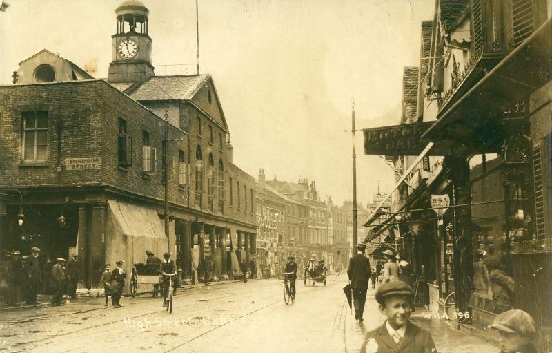 Uxbridge_High_Street_1913