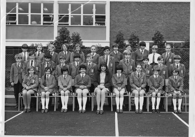 Hayes Grammar 1G 1970