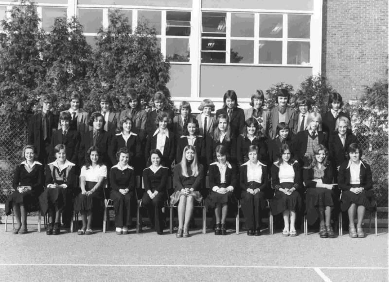 """""""A"""" Class 1975"""