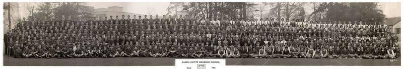 Hayes County Grammar School