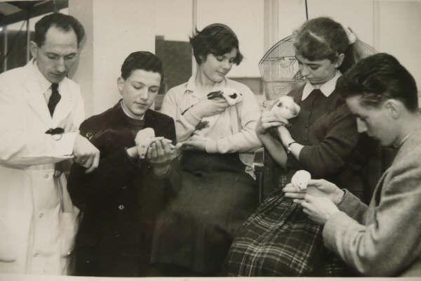 Harlington_Secondary_School_1957