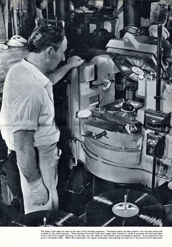 EMI record pressing 1960 (2)
