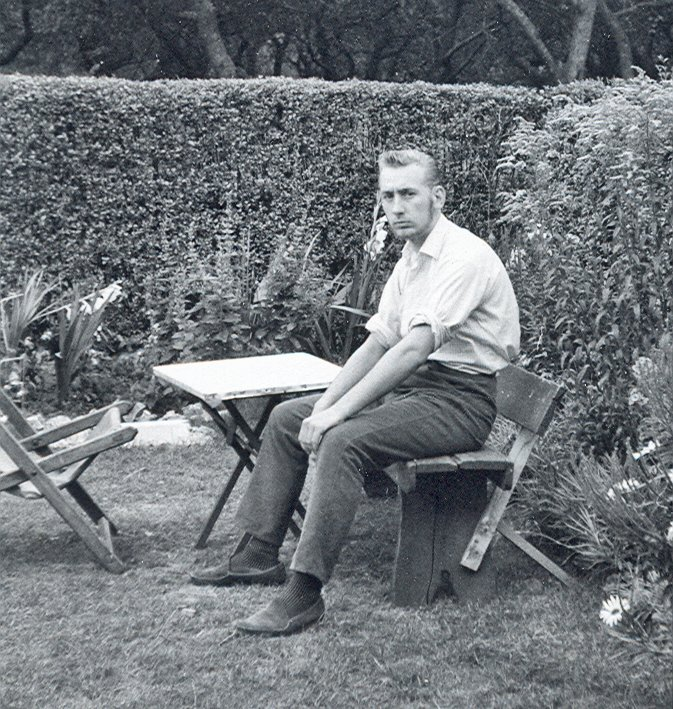 Surridge_Photo_Terry_Surridge_about_1964_