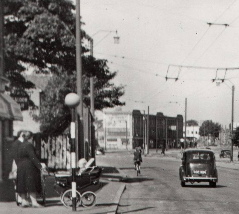 Hayes End probably 1950s
