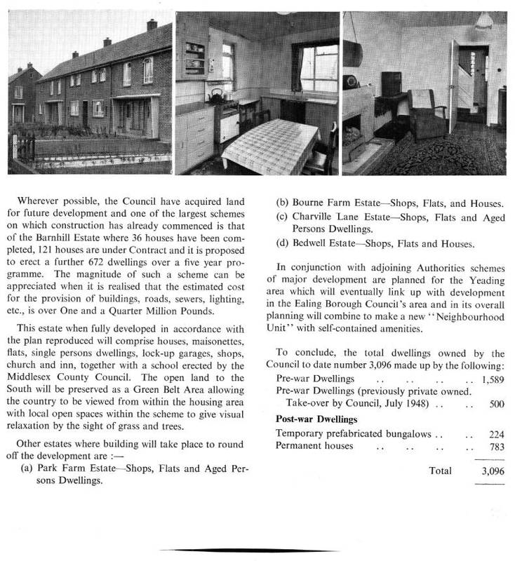 1951 council housing