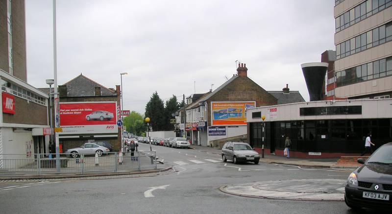 June 2005 Clayton Road