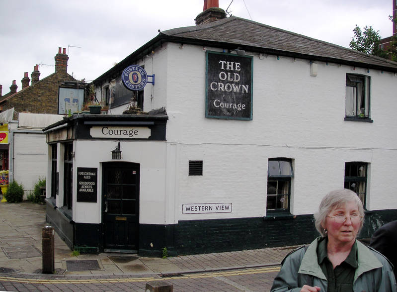 June 2005 The Old Crown