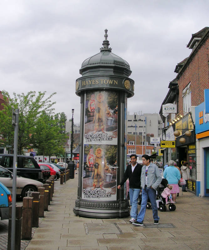 1 June 2005 Station Road