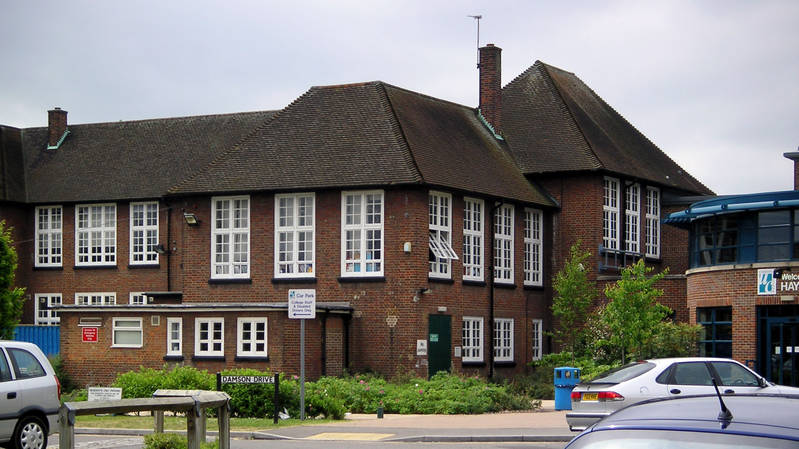 1 June 2005 The Former Townfield Girls' Secondary School