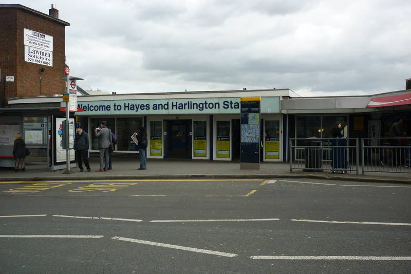 Hayes Station 2015