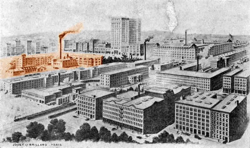 Aeolian Factory c1910 - 01: Aeolian City
