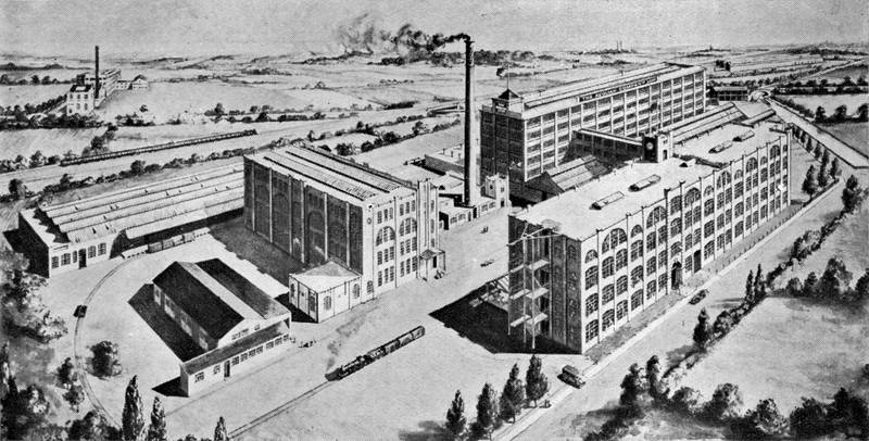 Aeolian Factory c1922 - 01: Overall View