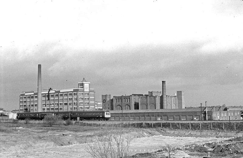 Aeolian Factory in 1976 - 01: Overall View