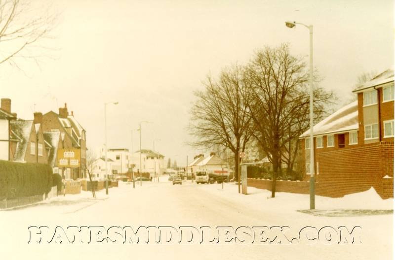 Hayes Winter 1978/79