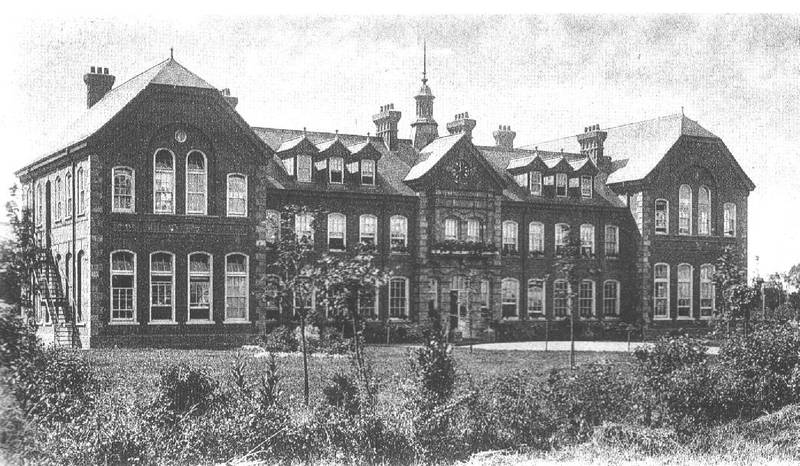 St Christopher's Approved School, Hayes, Middlesex