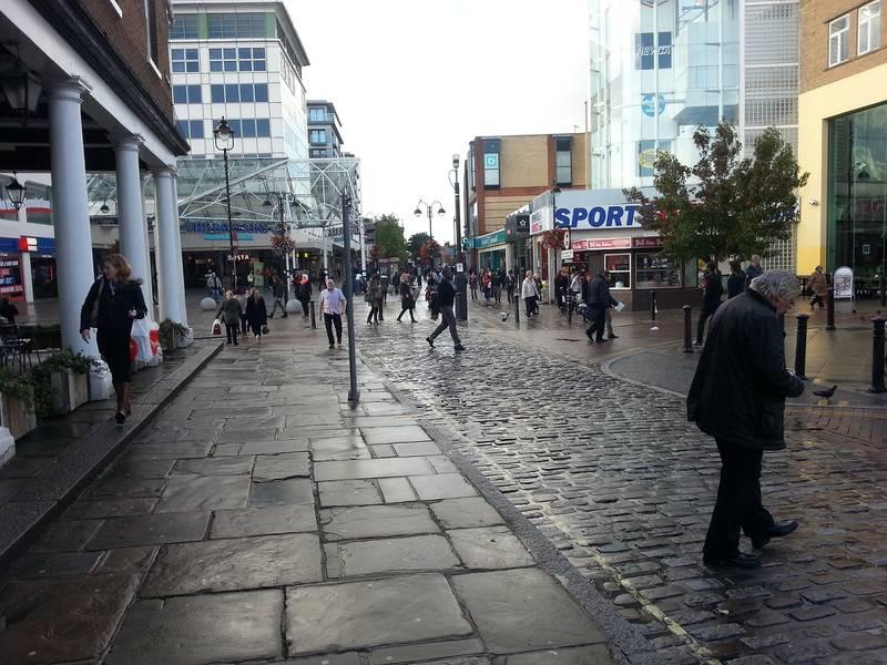 Uxbridge October 2013