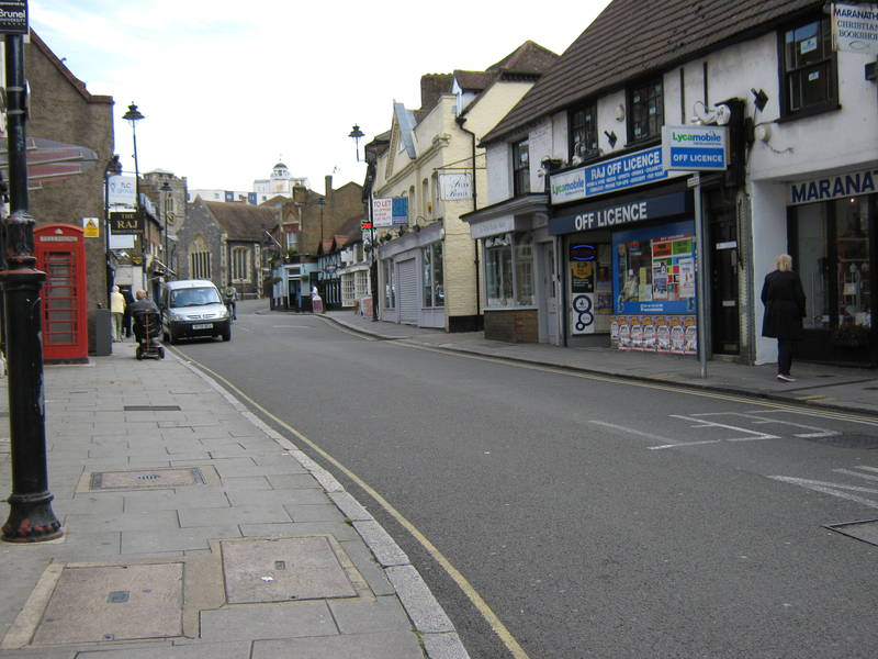 Windsor Street, Uxbridge. 2015